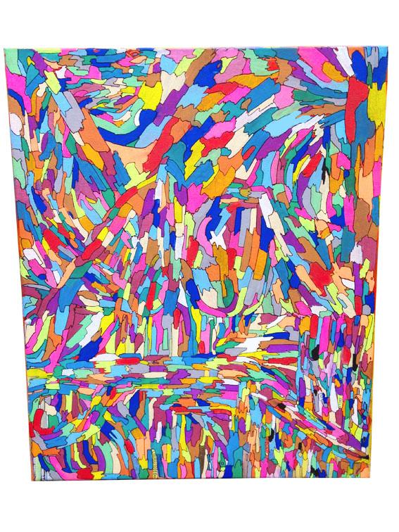 Fran5ois d'Humières ©2014 - 61,5 x 50,5 cm